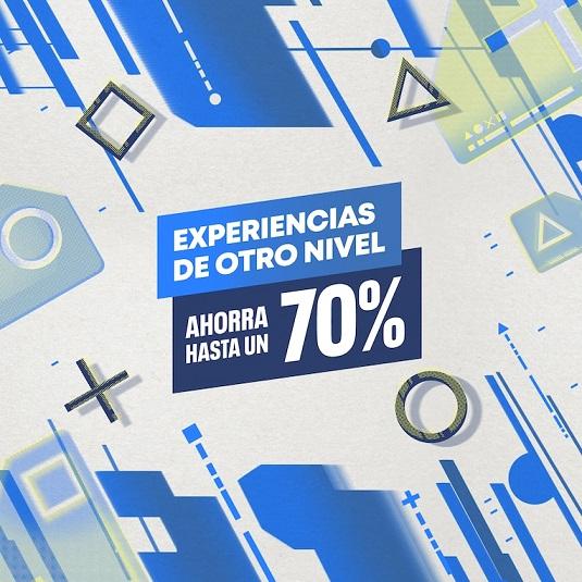Ahorra hasta un 70% en la nueva promoción 'Experiencias de otro nivel' de PlayStation Store
