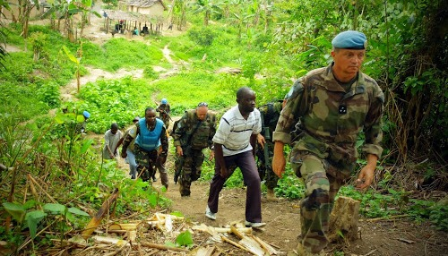 How to end the DRC government's inaction against violent rebel groups?