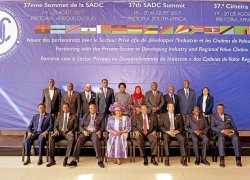 New SADC Chairperson pledges to drive forward the Industrialisation Agenda