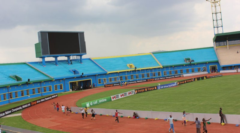 Rwanda re-confirms bid to host FIFA U-17 World Cup 2019