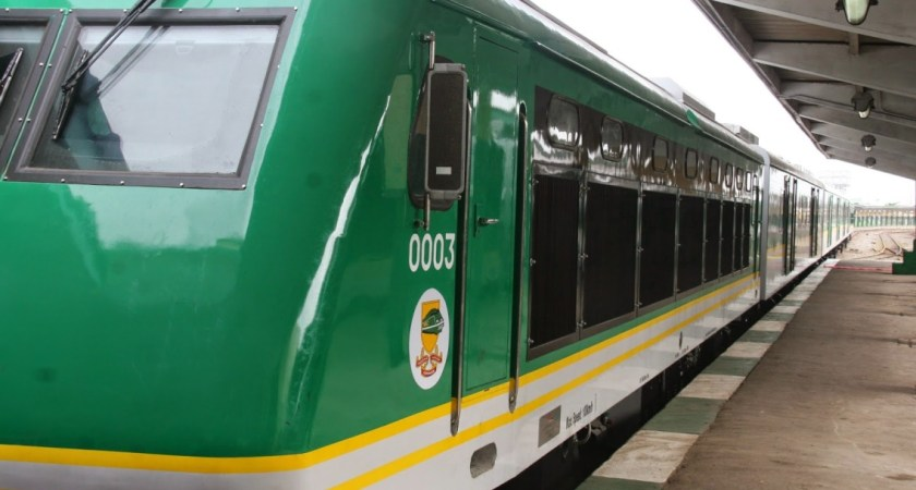 Chinese firm adds more coaches to boost Nigeria's rail transport