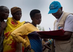 UNHCR fails to meet its goal of Burundian refugees repatriation due to logistical insufficiency.