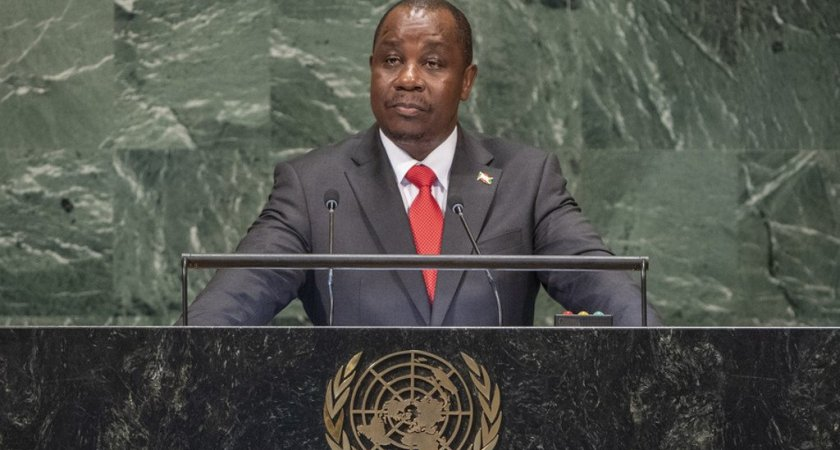 What you need to know about Burundi's statement at the UNGA 73 in New York
