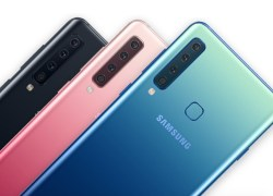 Galaxy A9, Samsung unveils its 4 camera smartphone.