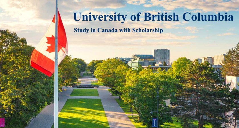 University of British Columbia (Canada) is offering scholarships 2019/2020 for Sub-Saharan countries