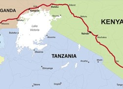 Road linking port of Mombasa and Burundi now ready.