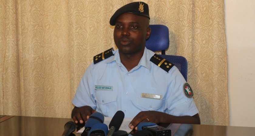 Bujumbura-Security: Security is relatively good in all municipalities.