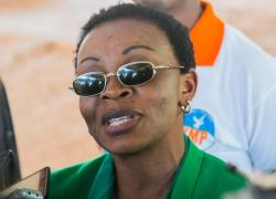 Freed Rwandan competition leader, Ingabire, is determined to go on speaking up despite threats.