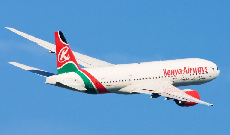 Kenya Airways to start daily flights to Mogadishu from 15th November.