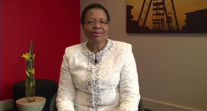 Graca Machel, Mandela's wife warns of the future of the coming generation.
