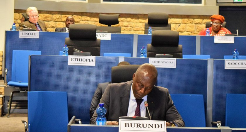 Read the full statement of the AU Peace and Security Council on the situation in Burundi.