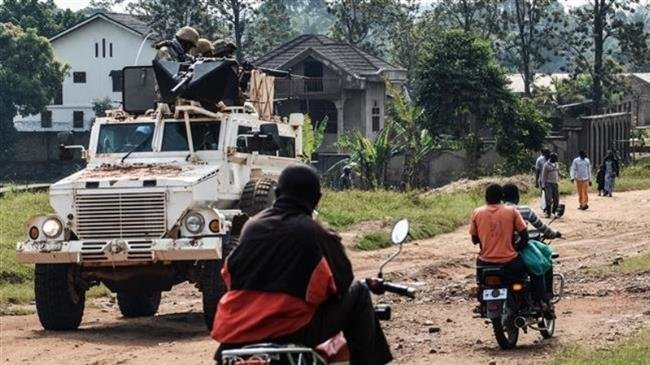 The UN 'worried' that fighting in eastern DR Congo may mar December elections.