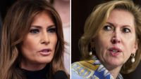 US First Lady clashes with Trump's national security aide and calls for her resignation!