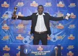 Sport| Bienvenue Kanakimana won two prizes ,Primus League