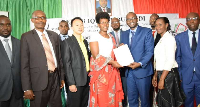 Burundi said to have taken a leap in the ICTs sector in EAC.