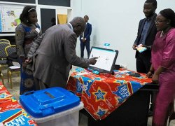 DRC presidential election postponed for at least a week.