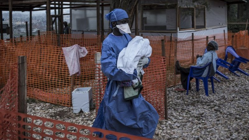 The Ebola Virus spreads to major DR Congo city, Butembo, as Vaccines said to be insufficient.