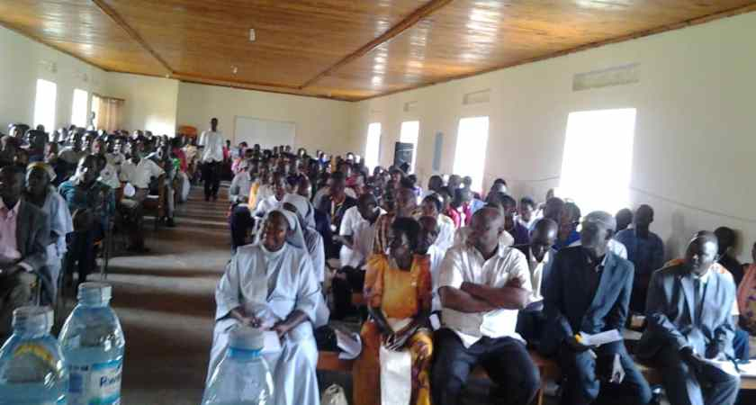 Uganda: Drug abuse and the Use of fetishes in schools condemned by Bishop Kyibira