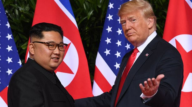 North Korea condemns U.S. sanctions, warns denuclearization at risk