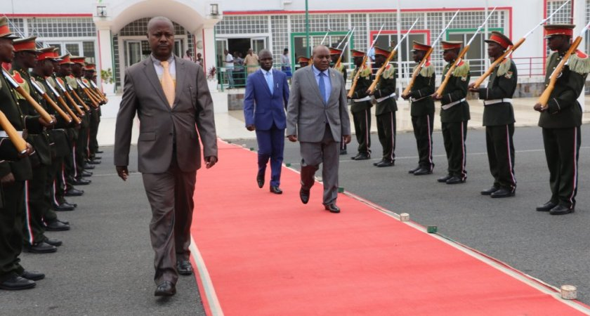 Burundi – DRC Cooperation: Burundi 2nd Vice President to take part in the inauguration of new Congolese President.