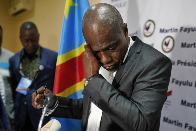 DR Congo elections: The Constitutional Court begins review of Martin Fayulu appeal this Tuesday.