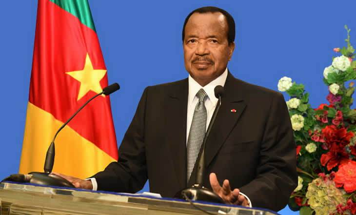 Paul Biya announces the creation of 500,000 jobs for young people