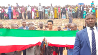 Burundi:The first Lady inaugurated a medical center in Rumonge