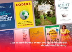 Top 10 new books that every Young Professional should read in 2019