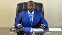Three Burundi schoolgirls jailed for scribbling on president's photo.
