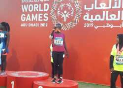 Burundi: Akimana Willy wins the 1st place at the 2019 Special Olympics World Games in Abu Dhabi