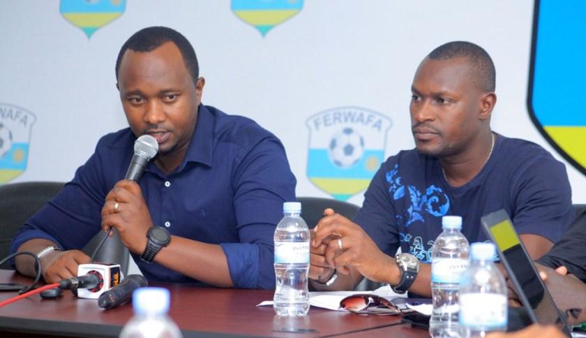 2019 AFCON Qualifiers: Rwanda Amavubi's coach names squad