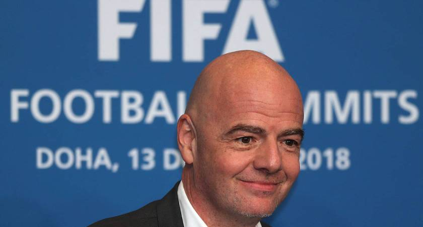 FIFA president, Gianni Infantino sent his deepest congratulations to the Black Eagle the 2018/19 Primus League Champion