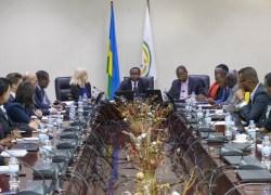 Is the Rwanda's economy to grow by 7.8 percent?