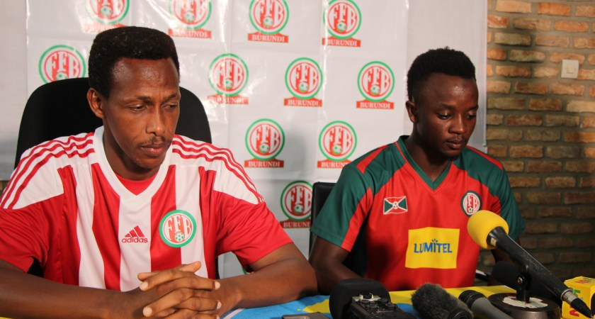 "2019 U-23 AFCON: ""Congo Brazzaville is not strong enough for Burundi."" said Intamba mu Rugamba coach"