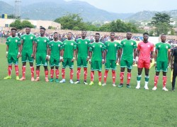 2019 AFCON U-23, Burundi failed to win the home game against Congo Brazzaville