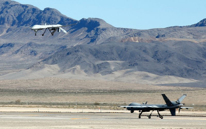 Civilian deaths mount as US drone strikes in Somalia escalate: Amnesty