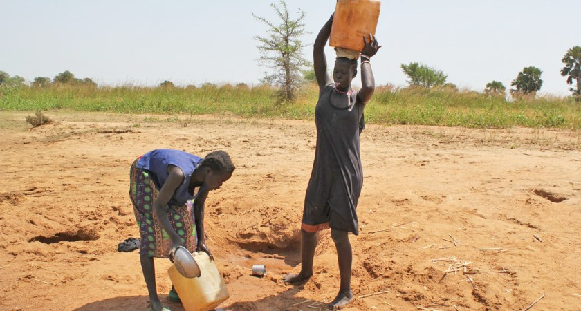 Burundi:Drinking water shortage in Gatete zone of Rumonge commune