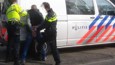 Photo of Gewond na conflict in Schokkerstraat