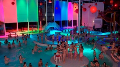 Photo of AquaDisco Summer Party! in Leeghwaterbad