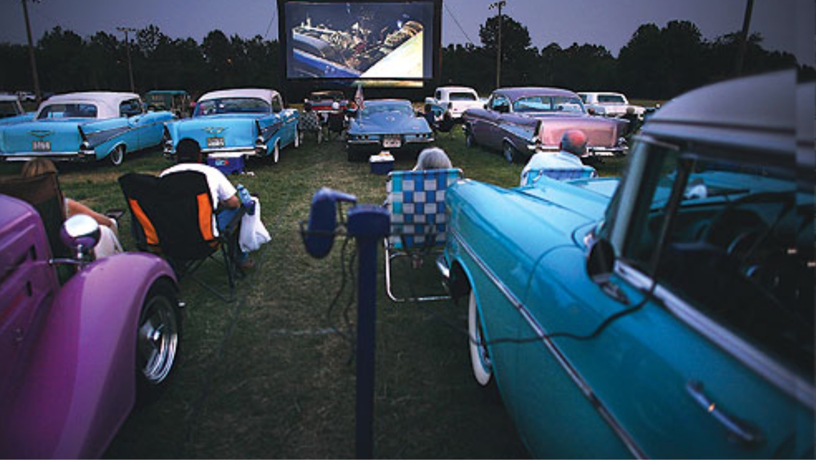 Drive in bioscoop in purmerend regio purmerend for Drive in bioscoop