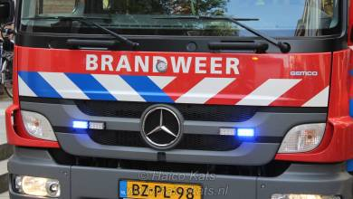 Photo of Woningbrand in Oosthuizen