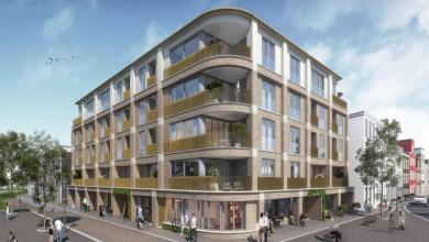 Photo of Koopovereenkomst bouwgrond 34 appartementen Kop West ondertekend