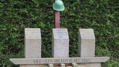 Photo of De 4 oorlogsmonumenten in Purmerend (video)