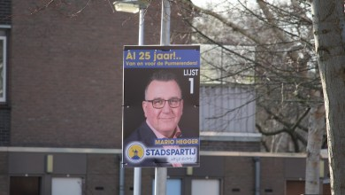Photo of Stadspartij presenteert verkiezingsprogramma 2018 – 2022