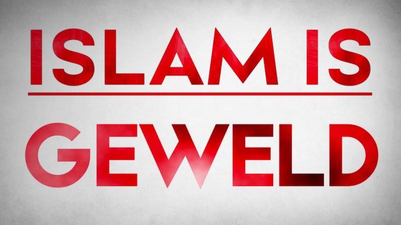 Islam is geweld