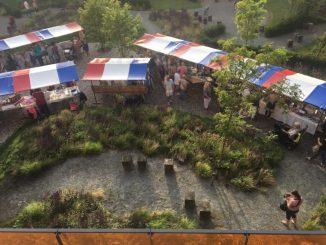 6 juli: zomerfair in binnentuin Heel Europa