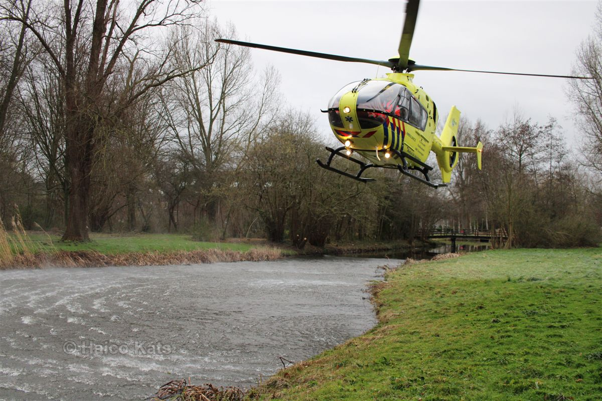 Traumaheli landt in Purmerend Overwhere