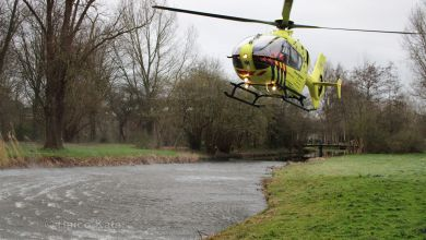Photo of Traumaheli landt in Purmerend Overwhere