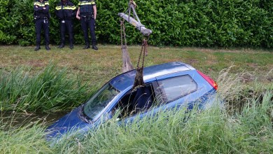Photo of Auto te water in Monnickendam