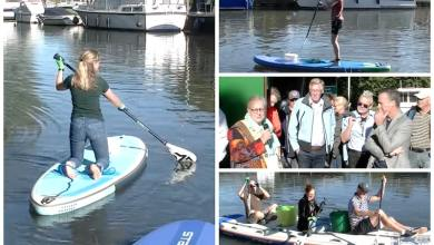 Photo of Wethouders geven startschot World Clean up Day Purmerend en Beemster (video)